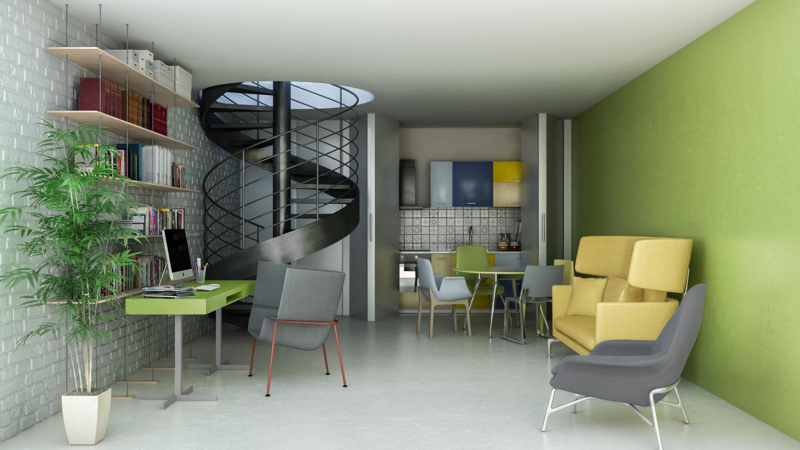 2 Architetti a disposizione  Compro e Vendo Immobiliare Loreto