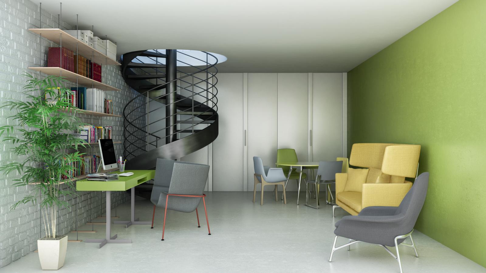 2 architetti a disposizione compro e vendo immobiliare for Disposizione soggiorno